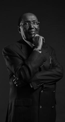 Dr. Christopher J. Kirubi