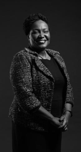 Dr. Laila Macharia