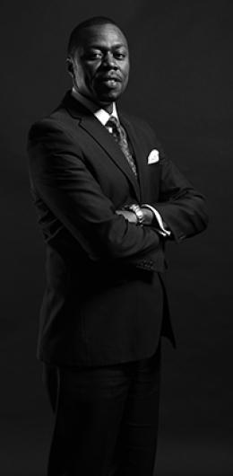 Mr. Pius Muchiri, CFA